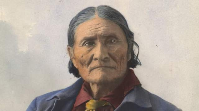 GERONIMO, The Last Free Apache