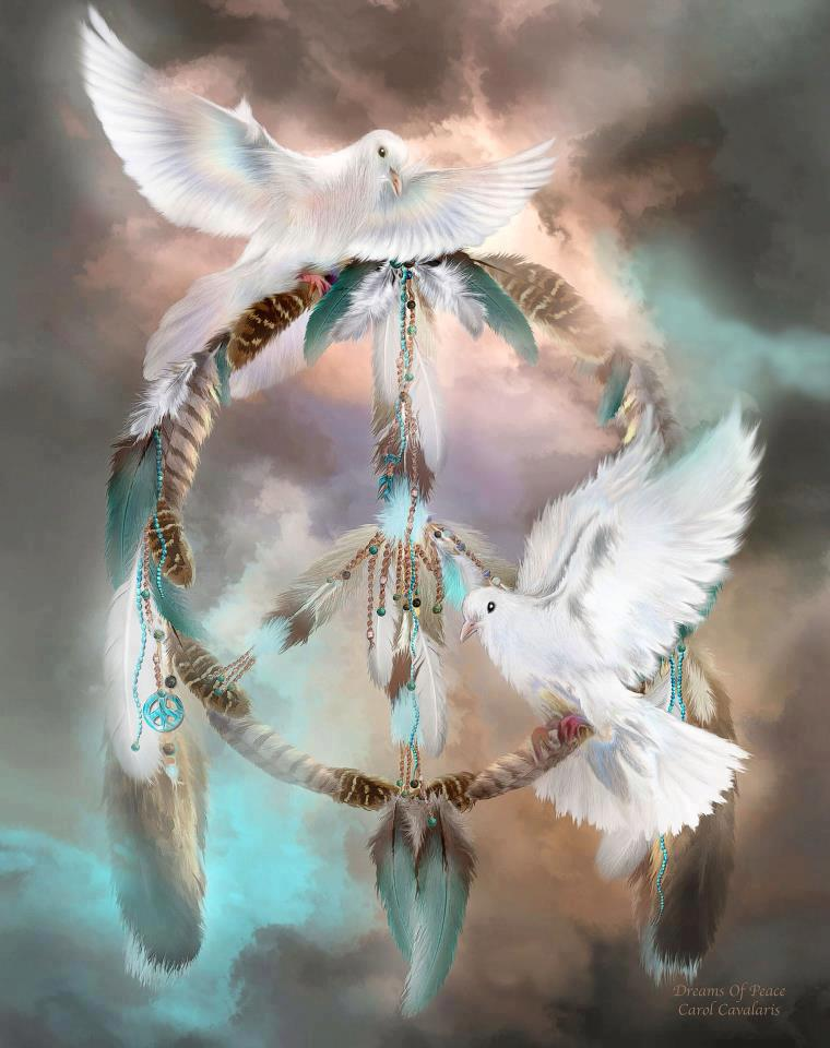 What Do Dream Catchers Do Symbolize The Dream Catcher BlueFeatherSpirit 31
