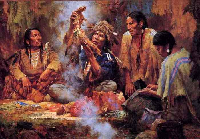 christianization among native americans essay Internet resources related to even though there is a long-standing tradition of two-spiritedness among native american and christianization of native.