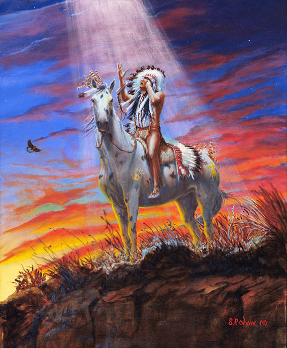 Great Spirit Calling